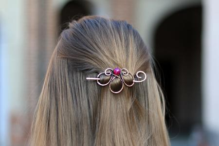 gemstone-spiral-hair-slide